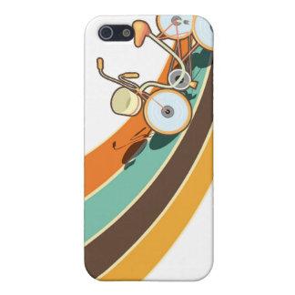 Mein Retro Fahrrad iPhone 5 Case