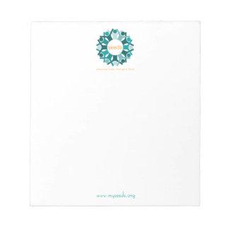Mein Samen-Notizblock Notizblock