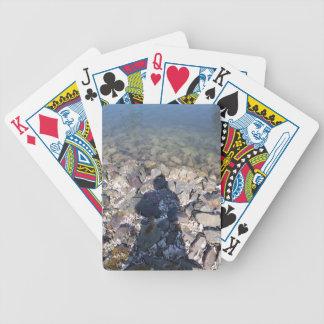 Mein Schatten Pokerkarten
