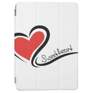 Mein Schatz-Valentinsgruß iPad Air Cover