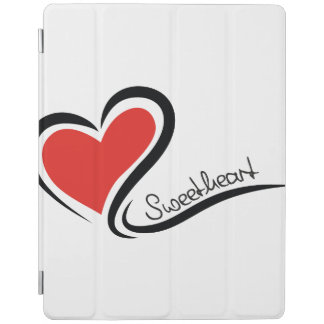 Mein Schatz-Valentinsgruß iPad Hülle
