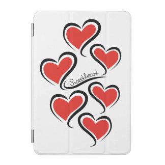 Mein Schatz-Valentinsgruß iPad Mini Cover