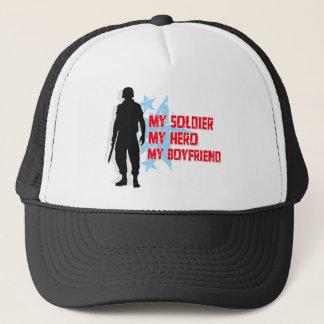 Mein Soldat, mein Held, mein Freund Truckerkappe