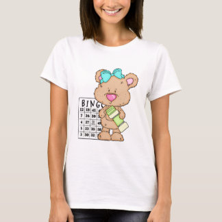 Mein Spaß-Bingo-Bärnt-shirt T-Shirt