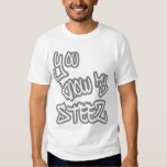 Mein STEEZ ANGESAGTES HOPFENt-shirt Hemden