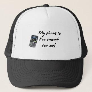 Mein Telefon Truckerkappe