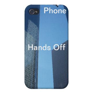 Mein Telefon übergibt weg vom im Stadtzentrum gele Schutzhülle Fürs iPhone 4