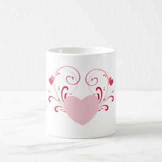 Mein Valentinsgruß Kaffeetasse