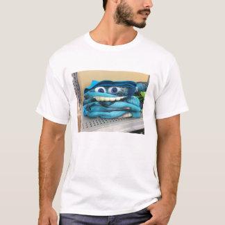 mein Vati bat mich, meinen T-Shirt Posten in ein