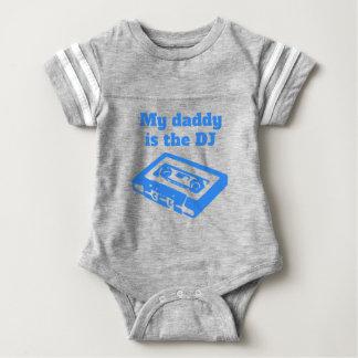 Mein Vati ist das DJ Baby Strampler