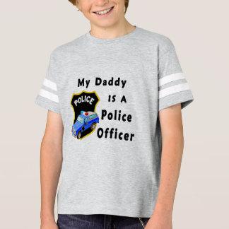 Mein Vati ist ein Polizeibeamte T-Shirt