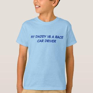 MEIN VATI IST EIN RENNWAGEN-FAHRER T-Shirt
