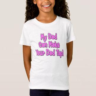 Mein Vati kann Ihren Vati anstechen lassen! T-Shirt