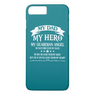 Mein Vati - mein HELD iPhone 8 Plus/7 Plus Hülle