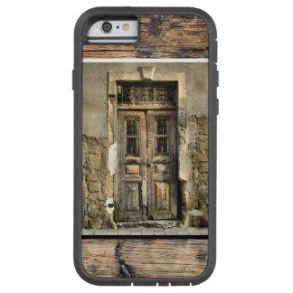 Meine alte Holztür Tough Xtreme iPhone 6 Hülle