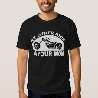 Meine andere Fahrt, ist Ihre Mamma Hemd