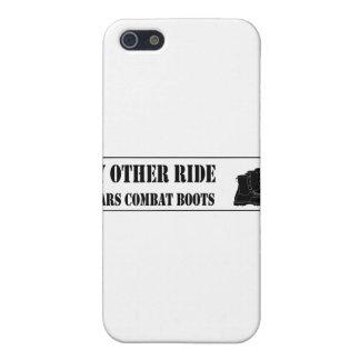 Meine andere Fahrt trägt Kampf-Stiefel iPhone 5 Case