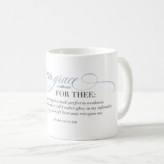Meine Anmut ist für Thee genügend Kaffeetasse