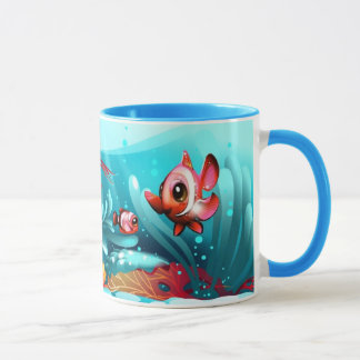 Meine Aquarium-Tasse Tasse