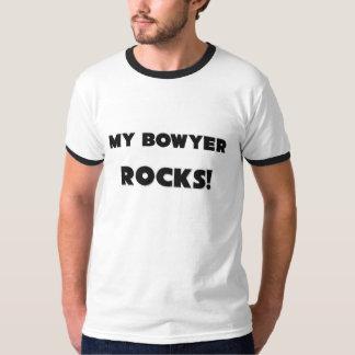 MEINE Bowyer FELSEN! Hemden