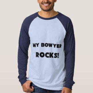 MEINE Bowyer FELSEN! T Shirts