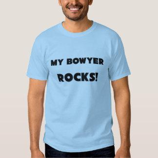 MEINE Bowyer FELSEN! Tshirts