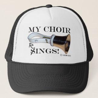 Meine Chor-Ringe Truckerkappe