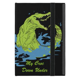 Meine Croc Downunder Ipad Abdeckung iPad Mini Hülle
