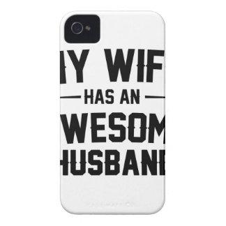 Meine Ehefrau hat einen fantastischen Ehemann Case-Mate iPhone 4 Hüllen