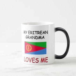 Meine Eritrean-Großmutter-Lieben ich Verwandlungstasse