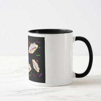 Meine fabelhafte Las- Vegasgeburtstags-Party-Tasse Tasse