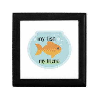 Meine Fische mein Freund Geschenkbox