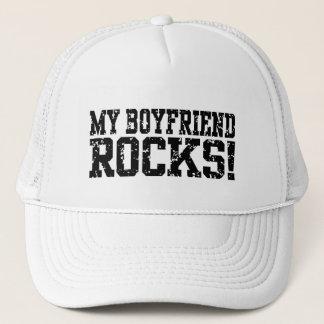 Meine Freund-Felsen Truckerkappe