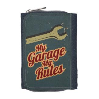 Meine Garage meine Regeln