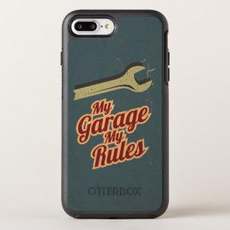 Meine Garage meine Regeln OtterBox Symmetry iPhone 8 Plus/7 Plus Hülle
