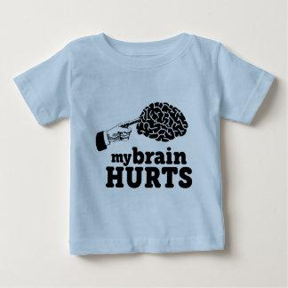 Meine Gehirn-Schmerzen Baby T-shirt