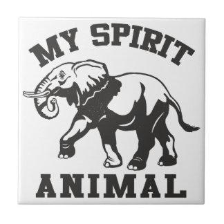 Meine Geist-TierKeramik-Foto-Fliese Keramikfliese