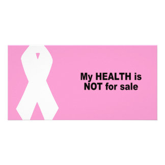 Meine Gesundheit ist nicht für Verkauf