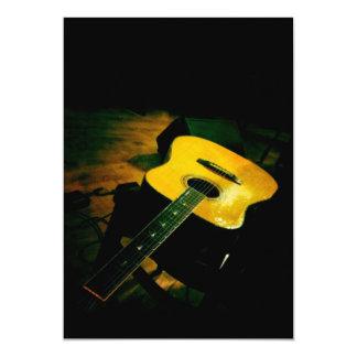 Meine Gitarre 12,7 X 17,8 Cm Einladungskarte