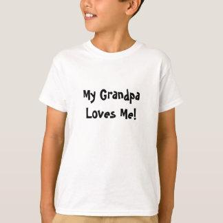 Meine Großvater-Lieben ich!  KinderT - Shirt
