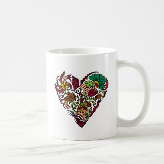 Meine Herz Sammlung Kaffeetasse