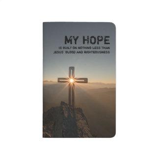Meine Hoffnung Taschennotizbuch