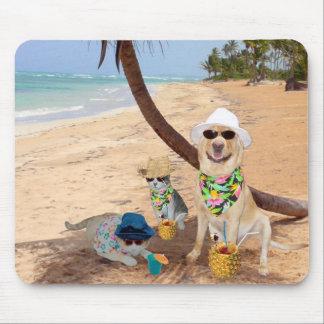 Meine Jungen auf Ferien Mauspad