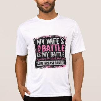 Meine Kampf-zu 2 Brustkrebs-Ehefrau T-Shirt