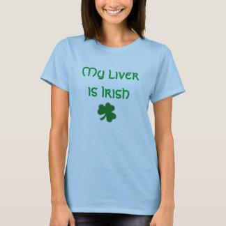 Meine Leber ist irisch T-Shirt