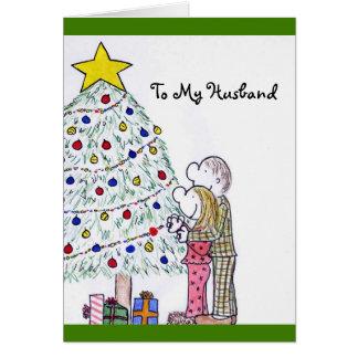 Meine Leute-frohen Weihnachten zu meiner Grußkarte