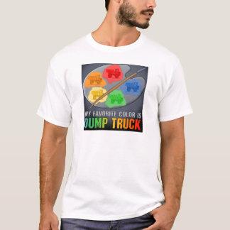 Meine Lieblingsfarbe ist der T - Shirt der großen