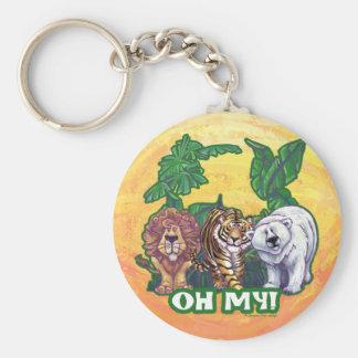 Meine Löwe-Tiger-Bären oh Schlüsselanhänger