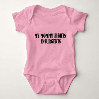 Meine Mama kämpft Rebellen T Shirt