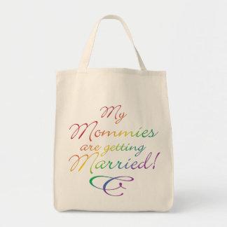 Meine Mamas erhalten verheiratet Einkaufstasche